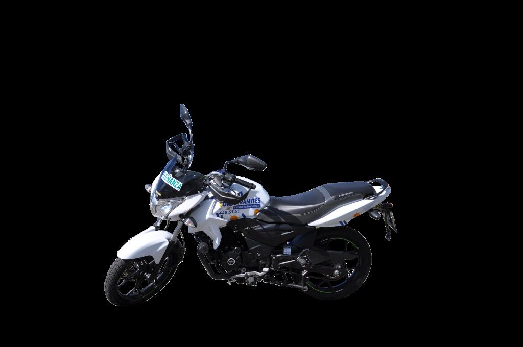 moto escuela de conducción